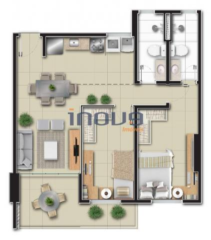 Apartamento à venda, 56 m² por R$ 302.683,73 - Jacarecanga - Fortaleza/CE - Foto 13