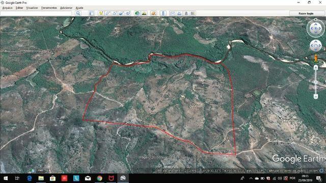 Vendo Terra de 182HA por 210 mil na Região de Grão Mogos e Itacambira