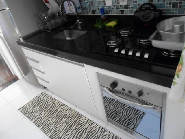 Apartamento residencial à venda, parque bandeirantes i (nova veneza), sumaré - ap3060. - Foto 19