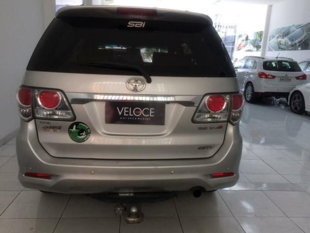 Toyota SW4 SRV 4X4 Diesel 7 lugares 2014/2014 Blindada - Foto 5