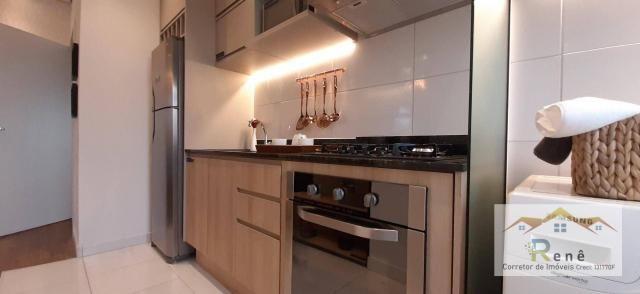 Apartamento com suíte em Hortolandia, varanda, elevador. - Foto 3