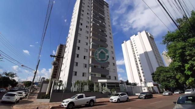 Apartamento Localização Privilegiada à venda, 126 m² por R$ 485.000 - Centro - Campo Grand - Foto 2