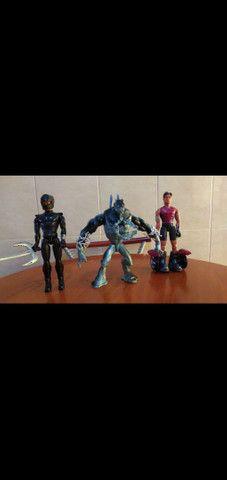 Brinquedos Max steel