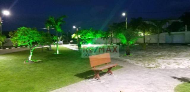 Terreno cond. Parque do Jacuipe - 675 m² por R$ 330.000 - Barra do Jacuípe - Camaçari - Foto 3