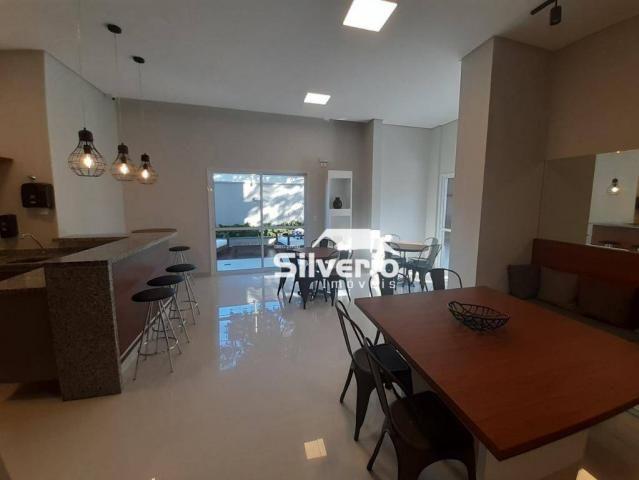 Apartamento com 2 dormitórios à venda, 69 m² por R$ 322.000,00 - Jardim Vale do Sol - São  - Foto 19