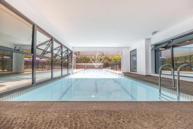 Flat para locação e venda no Mercure São Paulo Ibirapuera Privilege com 1 dormitório e 1 v - Foto 10