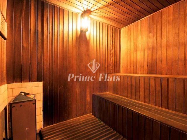 Flat para locação e venda no Mercure São Paulo Ibirapuera Privilege com 1 dormitório e 1 v - Foto 6