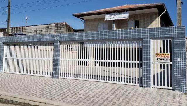 Casa pronta para morar - 2 quartos - no bairro Vila Sônia - Praia Grande, SP - Foto 2