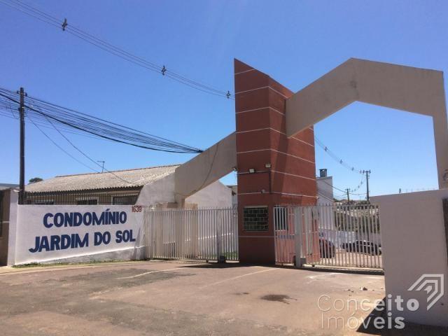 Casa de condomínio à venda com 2 dormitórios em Uvaranas, Ponta grossa cod:393049.001 - Foto 16