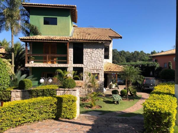 Chácara com 4 dormitórios à venda, 1305 m² por R$ 1.400.000,00 - Jardim do Ribeirão II - I