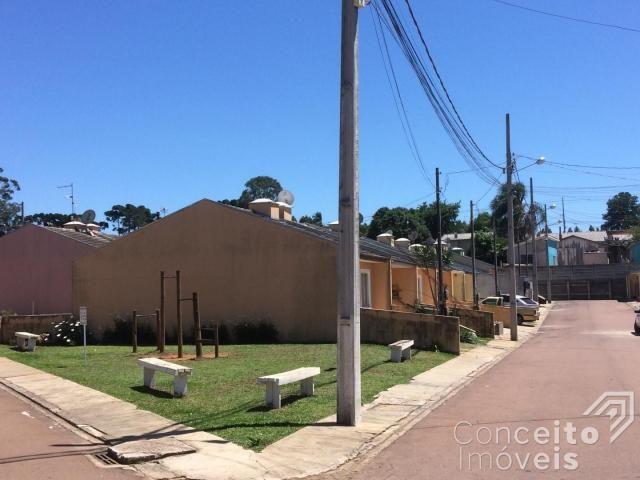 Casa de condomínio à venda com 2 dormitórios em Uvaranas, Ponta grossa cod:393049.001 - Foto 14