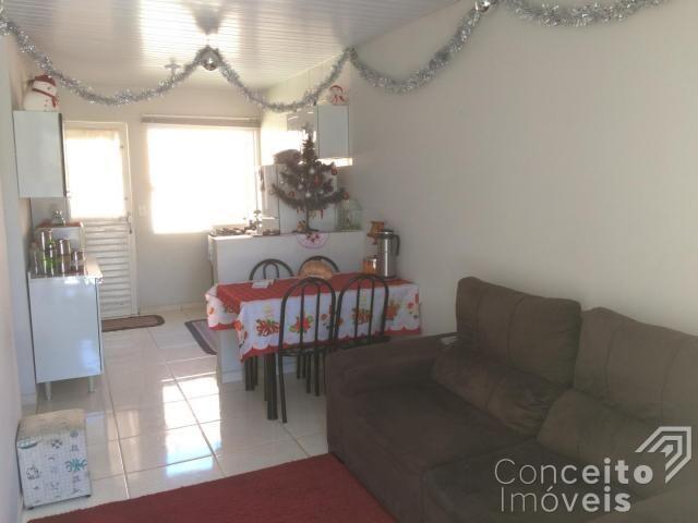 Casa de condomínio à venda com 2 dormitórios em Uvaranas, Ponta grossa cod:393049.001 - Foto 2