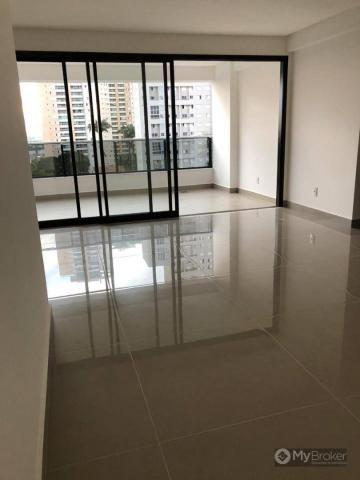 Apartamento com 4 dormitórios à venda, 220 m² por R$ 1.100.000,00 - Setor Bueno - Goiânia/ - Foto 5