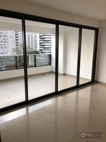 Apartamento com 4 dormitórios à venda, 220 m² por R$ 1.100.000,00 - Setor Bueno - Goiânia/ - Foto 3