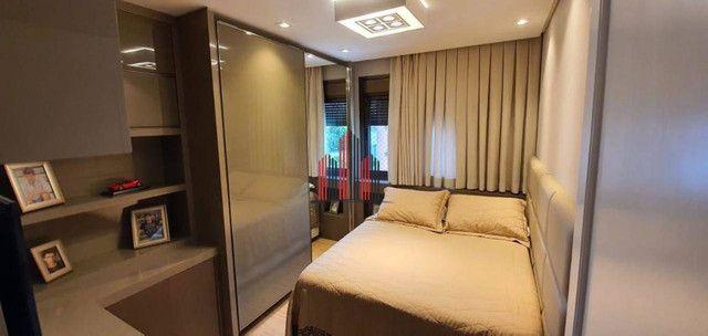 AP8072 Apartamento com 3 dormitórios, 112 m² por R$ 965.000 - Balneário - Florianópolis/SC - Foto 11