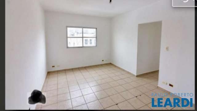Apartamento à venda com 1 dormitórios em Barra funda, São paulo cod:600161