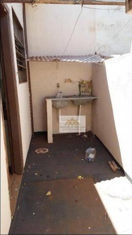 Casa com 2 dormitórios para alugar, 113 m² por R$ 1.200,00/mês - Vila Tibério - Ribeirão P - Foto 15