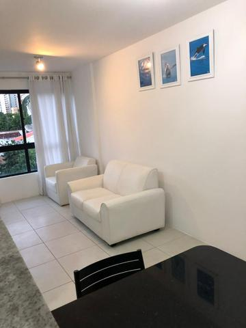 Alugo flat mobiliado em boa viagem (próximo ao Carrefour) R$1.700 - Foto 5