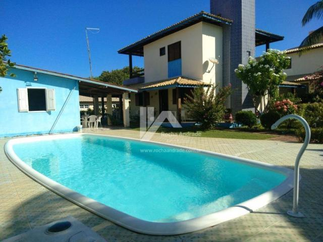 Casa com 4 dormitórios à venda, 205 m² por R$ 990.000,00 - Guarajuba - Camaçari/BA - Foto 14