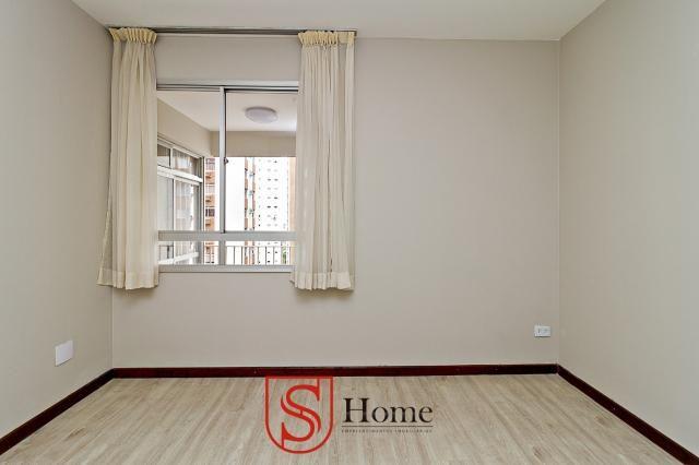 Apartamento com 4 quartos e 2 vagas para aluguel no Bigorrilho em Curitiba - PR - Foto 16