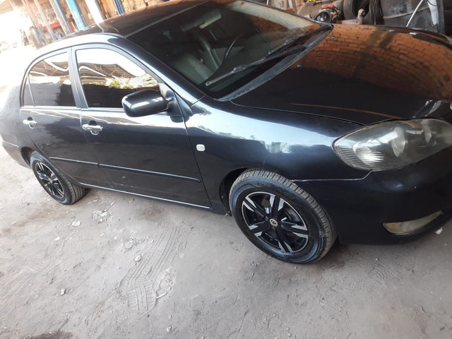 Corolla automático 2006 1.8 top tdo revisado  23.500