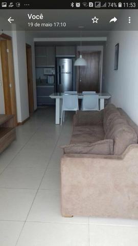 """""""Barra Expresso 222 - 1 quarto e Sala Mobiliado - Vista Mar - Foto 7"""