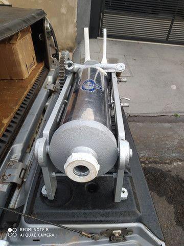 Canhão marca PROGER para 10 kg de massa. Tubo em inox Muito novo - Foto 2