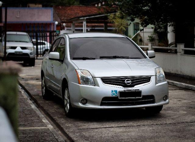 Nissan Sentra 2.0 S Flex GNV Automático em perfeito estado - Foto 5