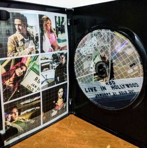 Dvd RBD - Live in Hollywood - Foto 2