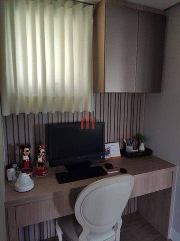 AP8072 Apartamento com 3 dormitórios, 112 m² por R$ 965.000 - Balneário - Florianópolis/SC - Foto 9