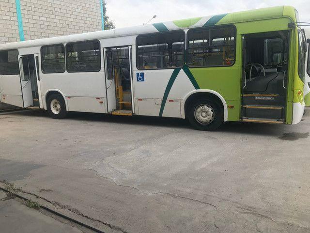 Ônibus urbano 2007/8 Mercedes 1722 torino - Foto 4