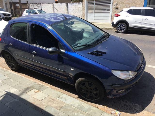 Peugeot 206 2001 completo