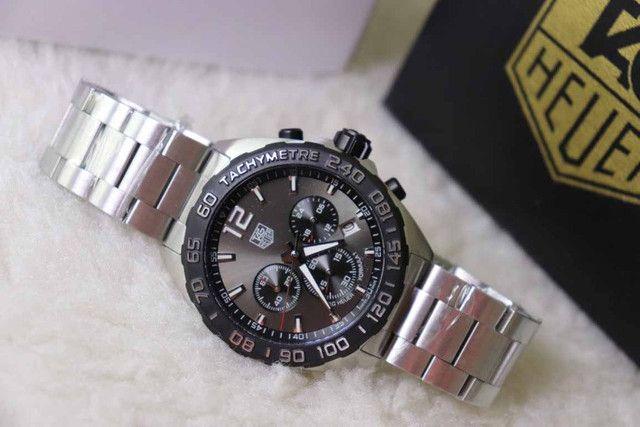 Relogio Modelo com pulseira Personalizada - ja é Vedado - Detalhes incríveis