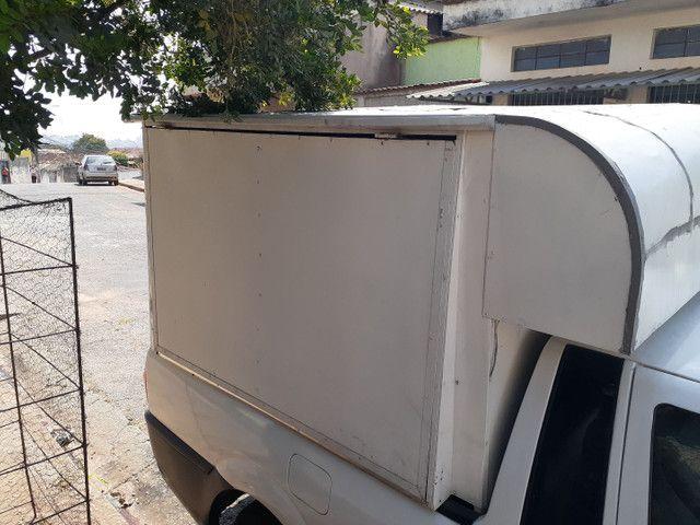 Saveiro g4 com food truck - Foto 6