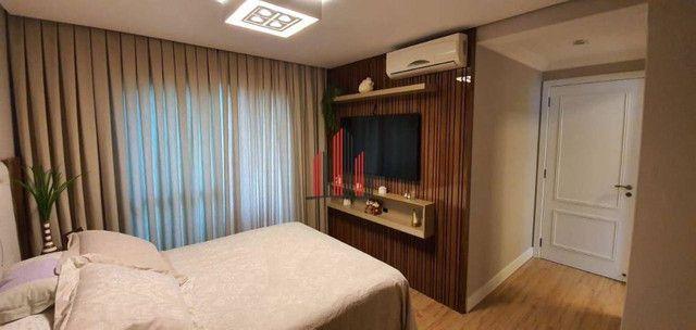 AP8072 Apartamento com 3 dormitórios, 112 m² por R$ 965.000 - Balneário - Florianópolis/SC - Foto 13
