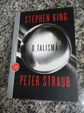 Livro - O Talismã - Stephen King e Peter Straub - Foto 5