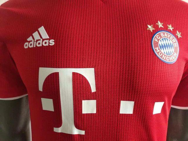 Camisa Bayer 2020 - Foto 3
