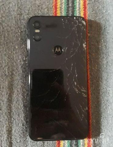 Motorola one 64 gigas - Foto 2