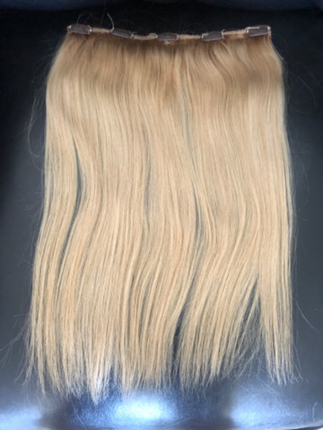 Mega hair - aplique tic tac