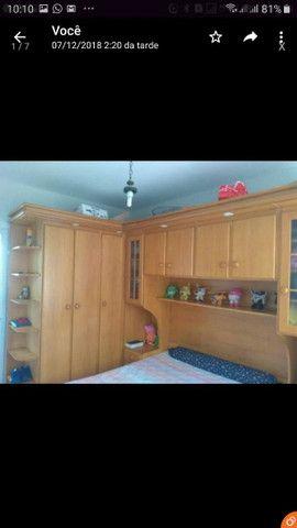 2 moveis de quarto madeira r$ 2500 cada um..sem.cama  - Foto 5