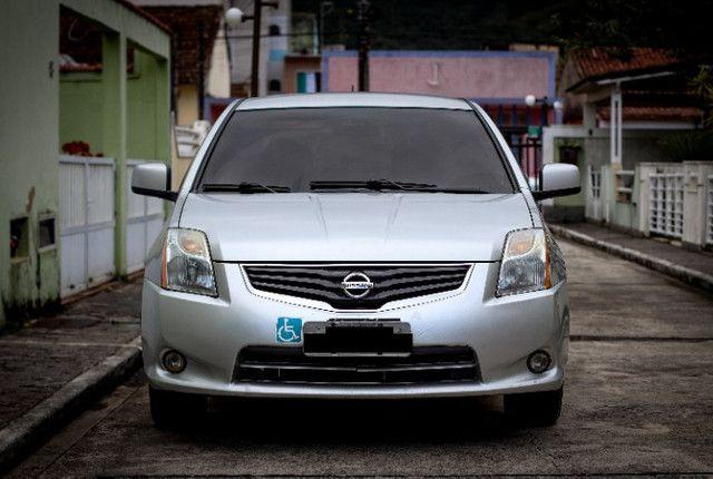 Nissan Sentra 2.0 S Flex GNV Automático em perfeito estado - Foto 3