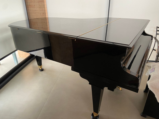 Piano Brasil de Cauda - Foto 2