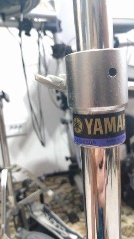 Máquina de Chimbal Yamaha HS650a (Seminovo) - Hi Hat Stand - Foto 4