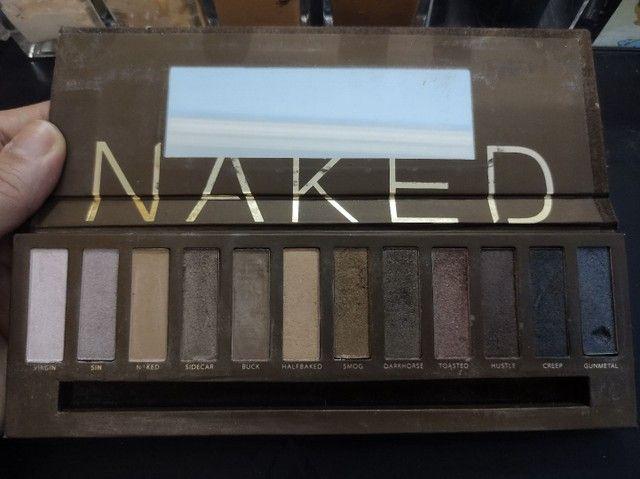 3 paletas naked  - Foto 4