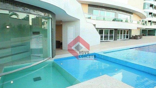 Apartamento com 4 dormitórios à venda, 164 m² por R$ 1.320.000 - Guararapes - Fortaleza/CE - Foto 11