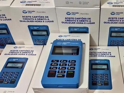 Máquinas Point Via Bluetooth. Mercado Pago!