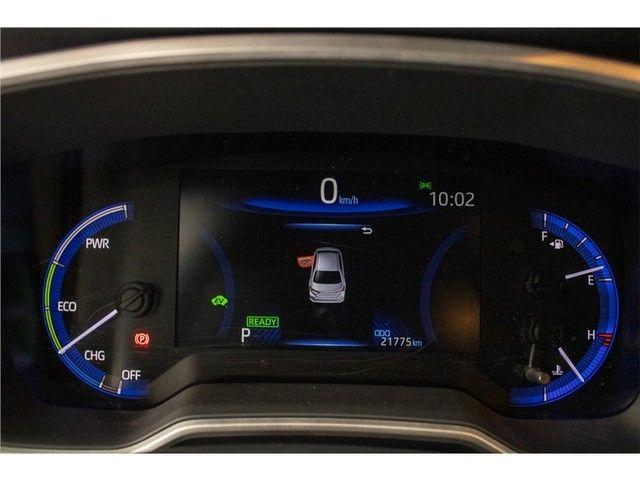 Toyota Corolla 2020 1.8 altis hybrid premium cvt - Foto 3