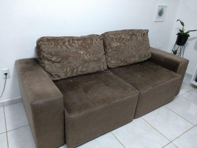 Sofá seminovo - Foto 2