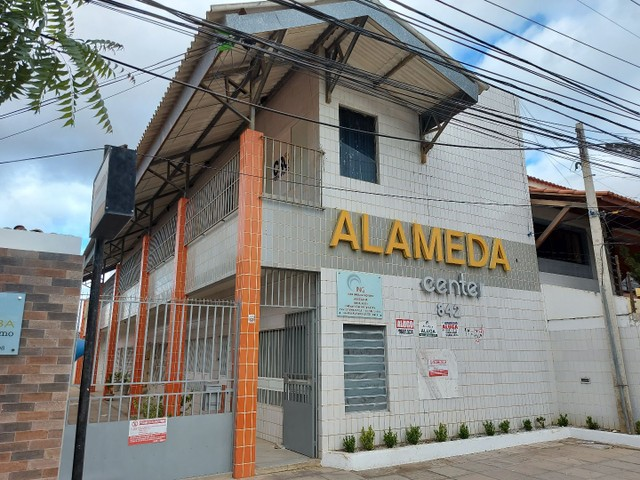 Sala comércial avenida Souza Filho
