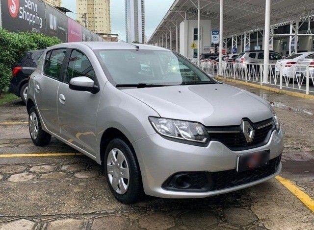 Renault Sandero Expression 1.0 12V SCe (Flex) 2019 - Foto 4